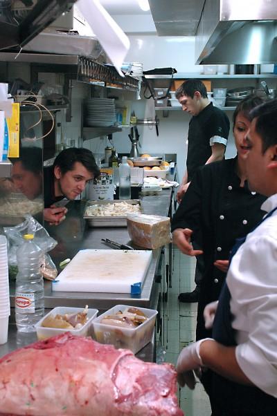 En cuisine