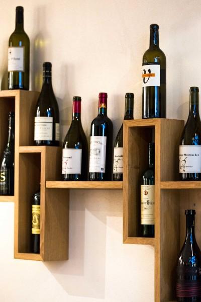Jaja, cuisine et vins sympathiques